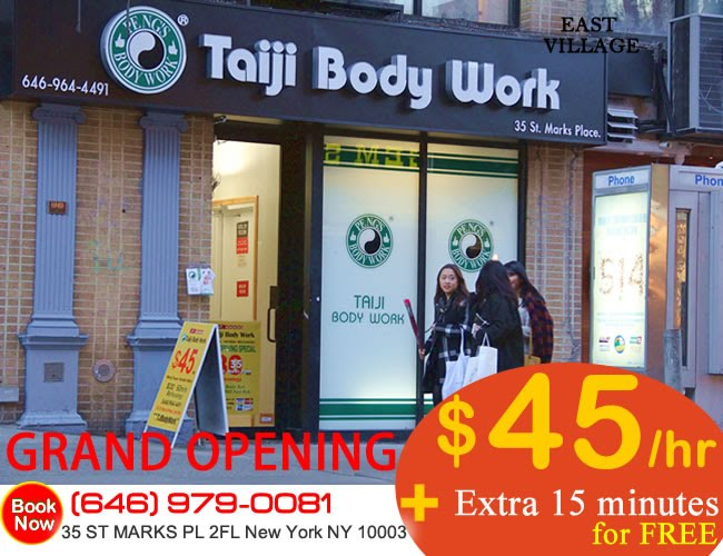 Taiji Body Work East Village