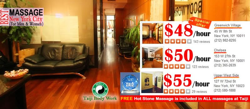 Taiji Body Work, all locations special rates